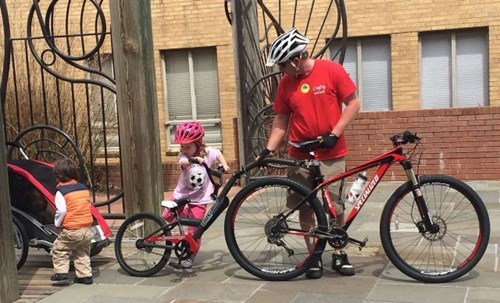 bicycle kids parenting bike - 8193434112