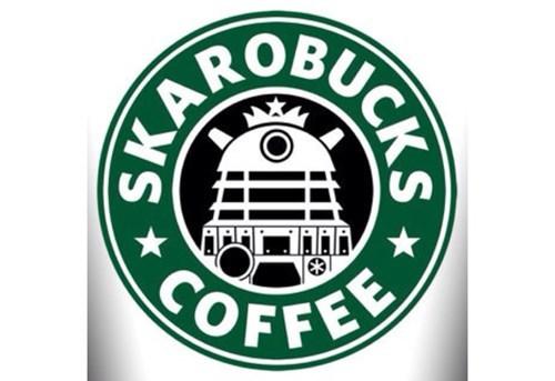 daleks coffee Starbucks - 8193561856