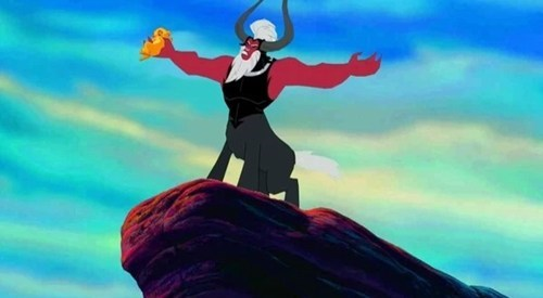 tirek,lion king