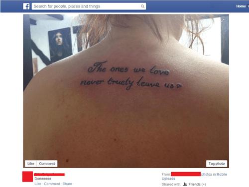 tattoos Ugliest Tattoos spelling - 8193638656