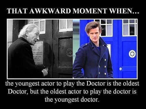 11th Doctor doctor who 1st doctor - 8194588416