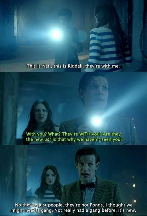 11th Doctor amy pond companion - 8194598400