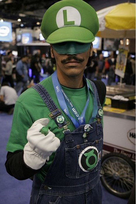 An Agent of the Luigi Corps