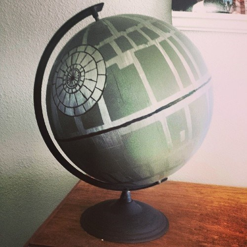 globe Death Star crafts - 8194645504