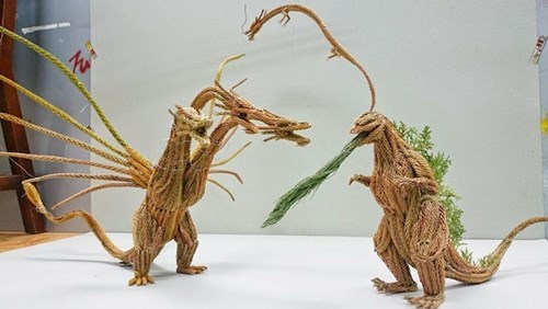 godzilla crafts tree - 8194666496