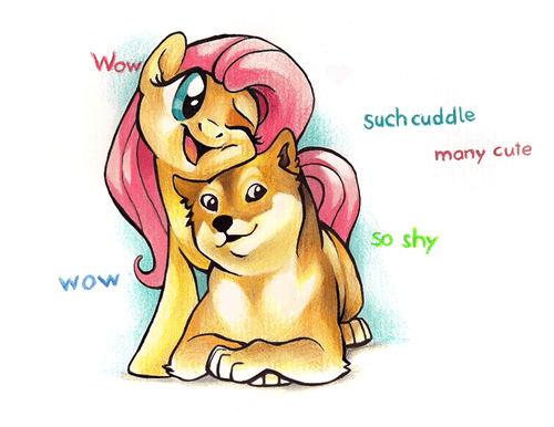 Fan Art doge flutterhsy - 8194735104