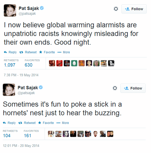 pat sajak,climate change,wheel of fortune,trolling,global warming,failbook