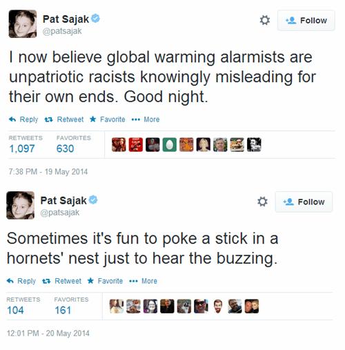 pat sajak climate change wheel of fortune trolling global warming failbook - 8194769920