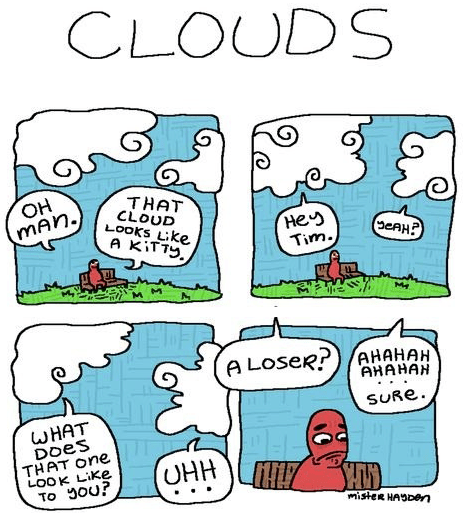clouds jerks web comics - 8195841280