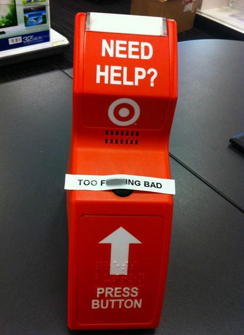 monday thru friday customer service retail work label maker Target g rated