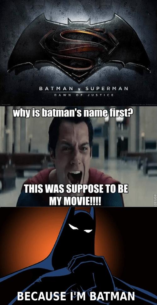 Batman v Superman batman superman - 8196055040
