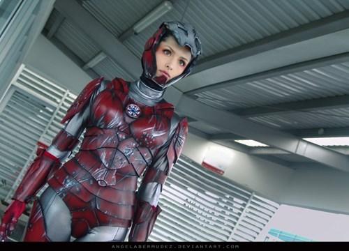 cosplay marvel pepper potts - 8196133376