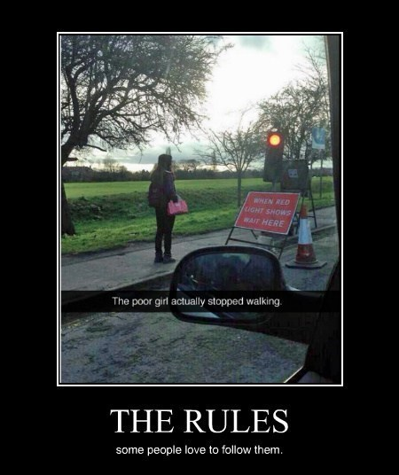 rules funny idiots signs - 8196156416