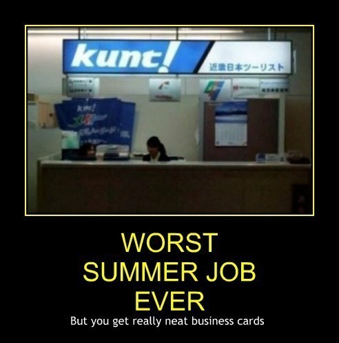 wtf,job,summer,funny