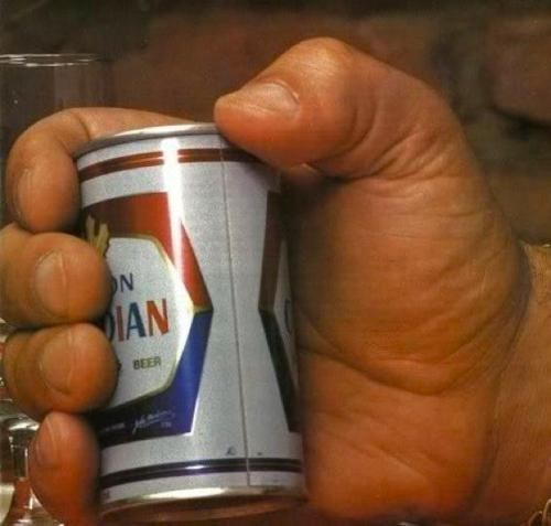 beer,andre the giant,hands,huge