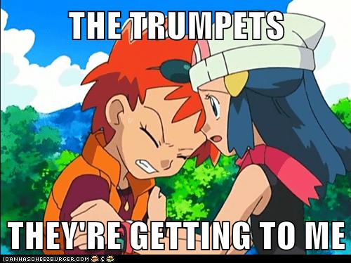 trumpets hoenn - 8196670464