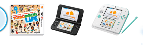2DS tomodachi life 3DS nintendo Video Game Coverage - 8196920576