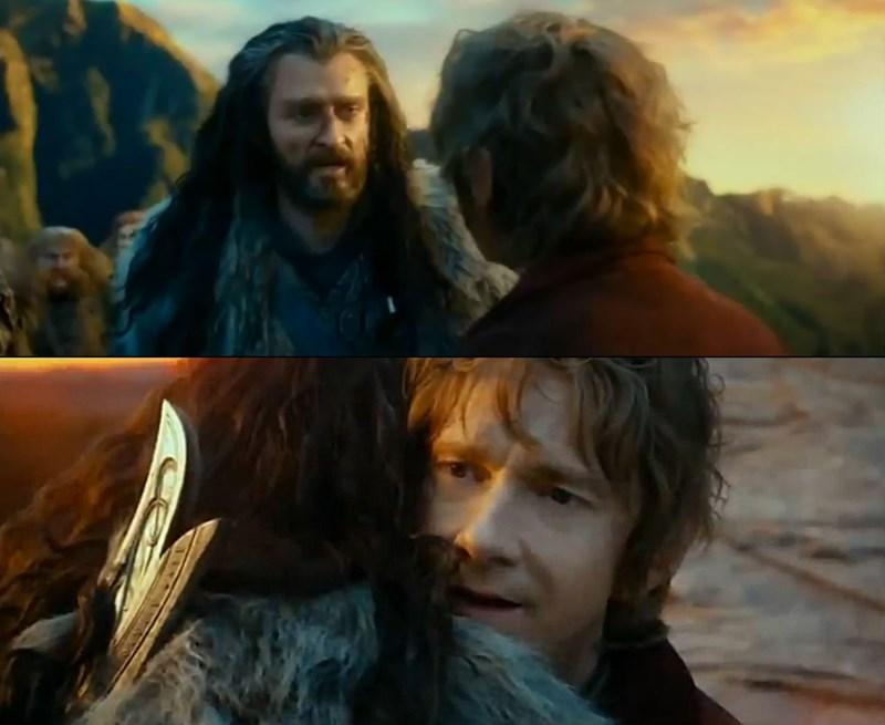 list Sudden Change of Heart Thorin - 8197