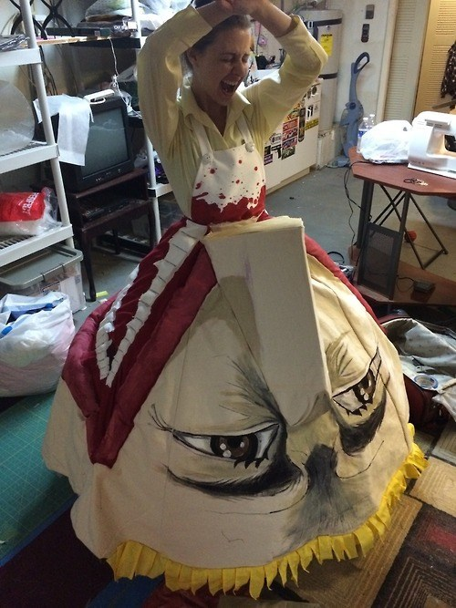 cosplay anime attack on titan - 8197013504