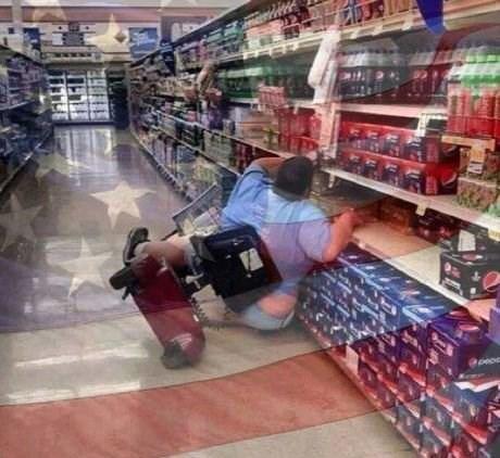 rip in peace Walmart obesity - 8197047040
