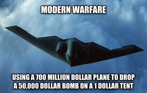 war military stealth bomber modern warfare