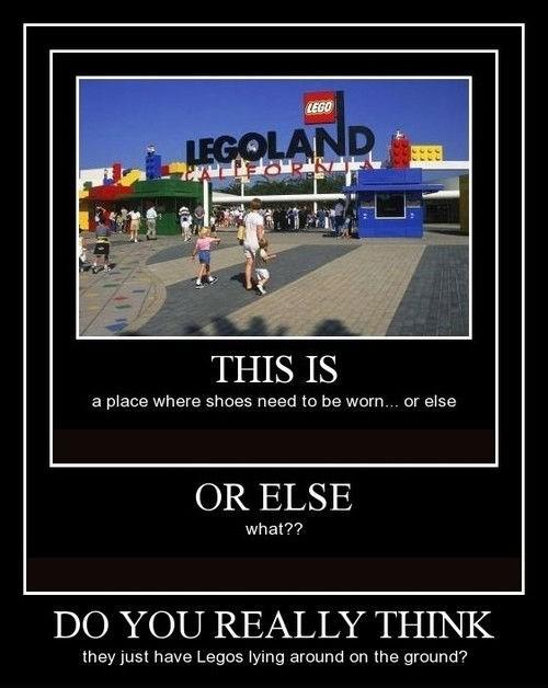 lego funny legoland shoes - 8197085184