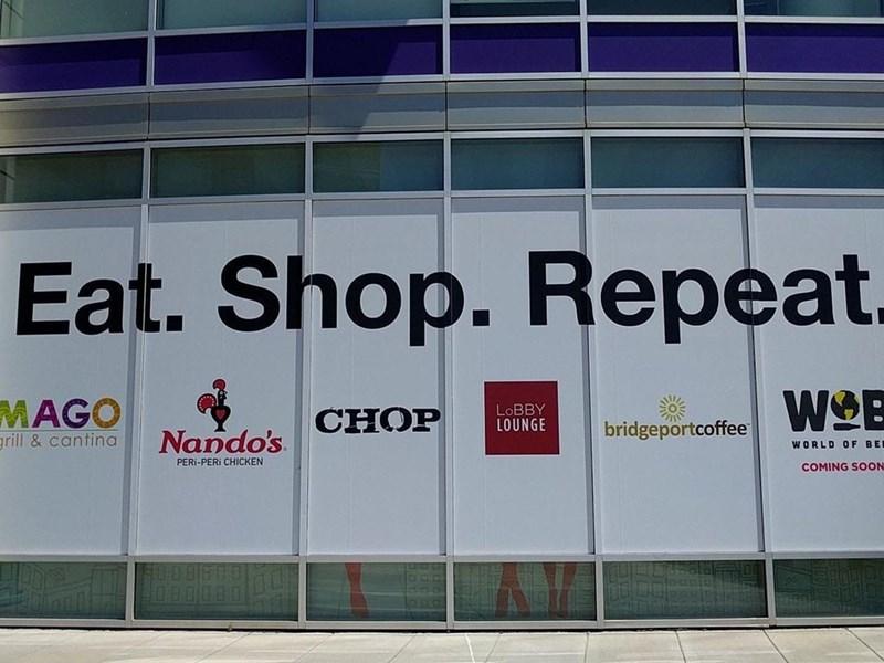 dystopian orwell nightmare consumerism