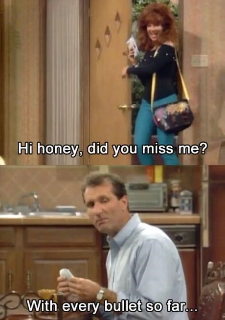 al bundy married with children funny TV - 8197137664