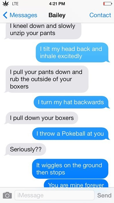 dating,gotta catch em all,Pokémon,texting