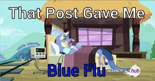discord blue flu - 8197187840