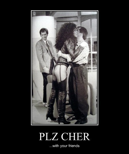 PLZ CHER ...with your friends