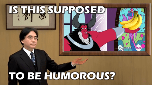 humorous tirek memeception nintendo - 8198028032