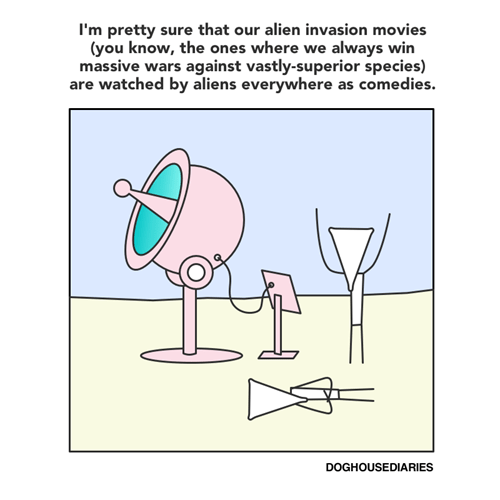 Aliens,movies,web comics