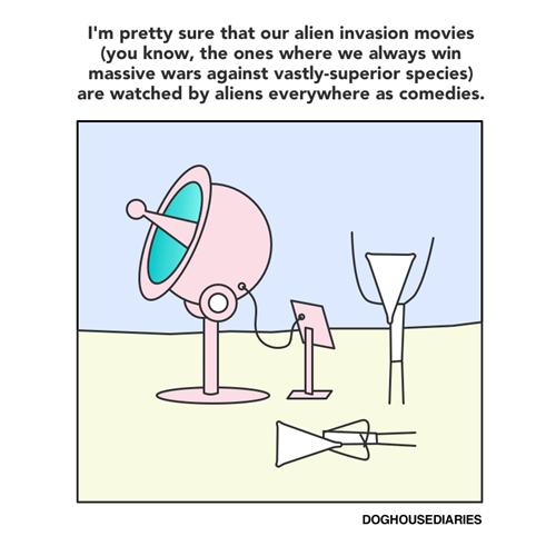 Aliens movies web comics - 8198194688