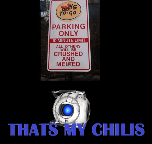 chilis,Portal,Wheatley