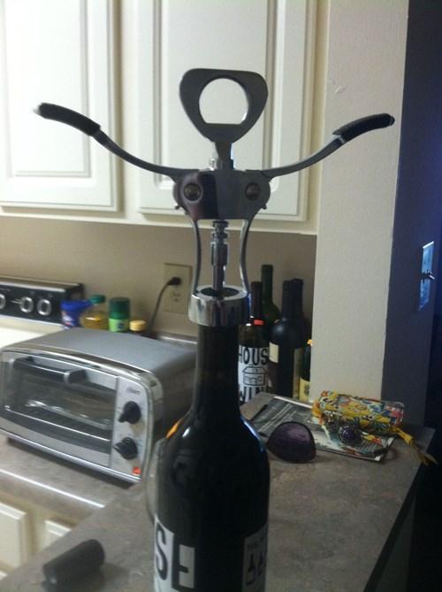 bottle bottle opener funny wine - 8198274560
