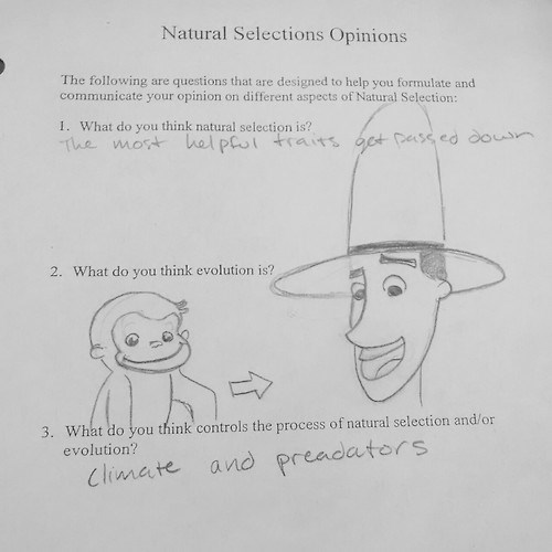 Curious George,evolution,funny,science