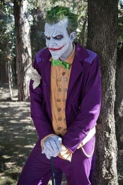 cosplay joker - 8198493952