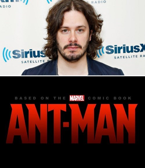 ant man,Edgar Wright,marvel