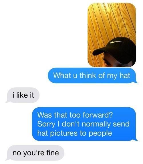 flirting relationships texting weird - 8198840064