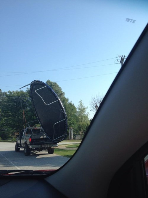 trampoline,truck,special delivery,dangerous,death trap,g rated,fail nation