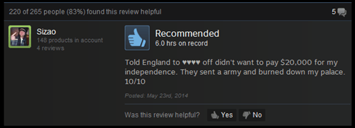 tropico 5,steam reviews