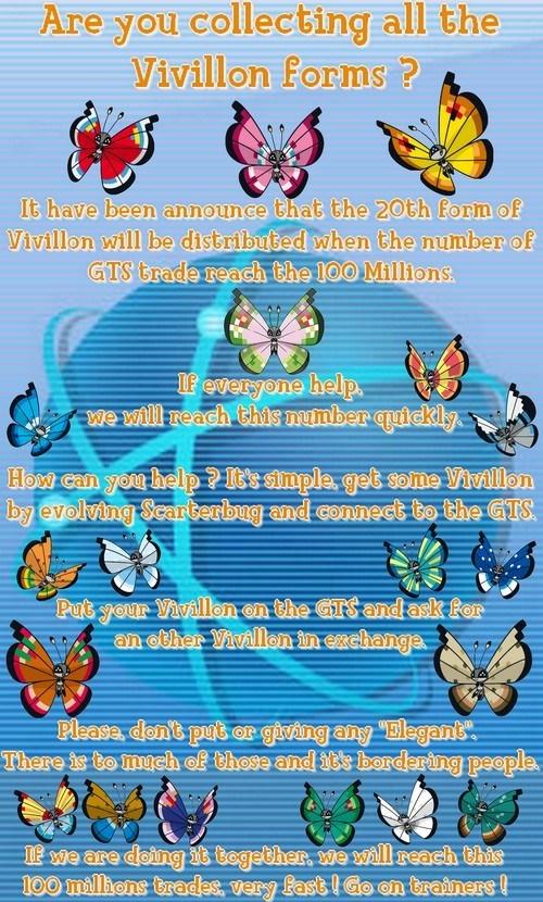 Pokémon vivillon - 8199620352