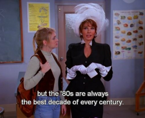 sabrina the teenage witch,Witches,80s,funny