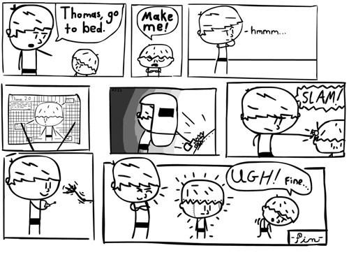 kids robots web comics - 8200035840