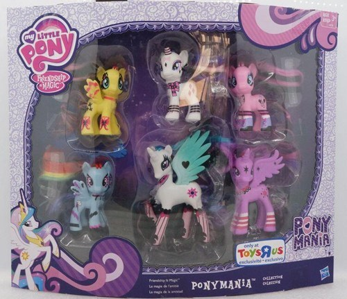 MLP Hasbro toys that looks naughty - 8200094976