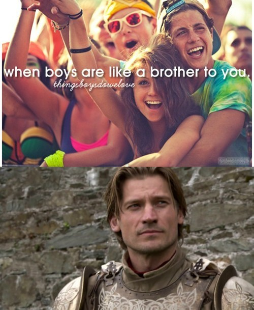 just girly things Game of Thrones jaime lannister - 8201537536