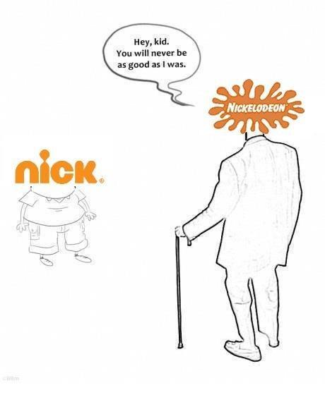 nickelodeon cartoons - 8201806848