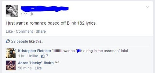 blink 182,lyrics,Music,relationships
