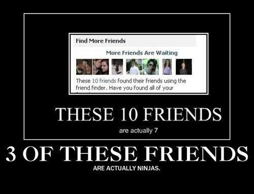 friend ninjas funny - 8201850624